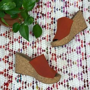 Shoes - Lucky wedges